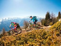 Südtirol: Mountainbiken auf der Sonnenseite der Alpen - Südtirol:  Reise-Special