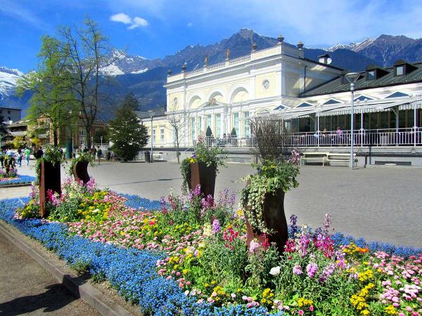 Meran und Umgebung - Südtirol