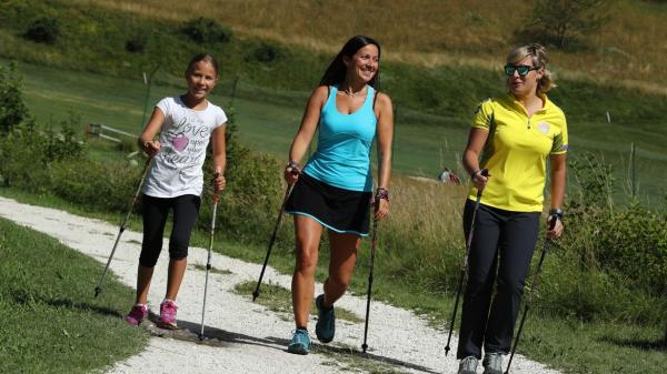Nordic Walking Park - Azienda per il turismo Alpe Cimbra Folgaria Lavarone  Luserna Vigolana S. cons. p. A.